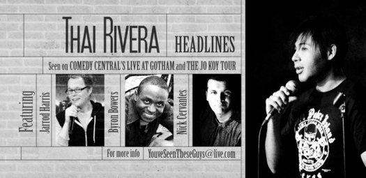 Thai Rivera, Byron Bowers, Jarrod Harris, Nick Cervantes