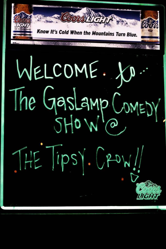 The Gas Lamp Comedy Show