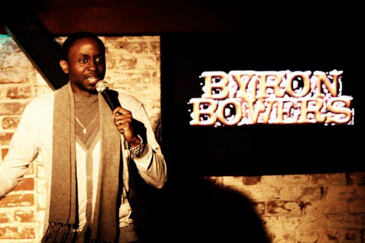 Byron Bowers at Tipsy Crow