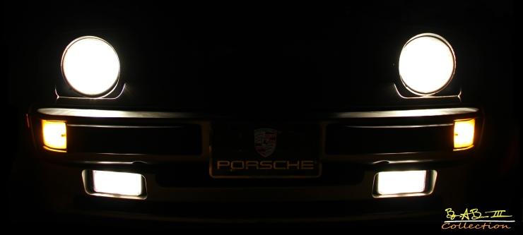 944 Porsche Front