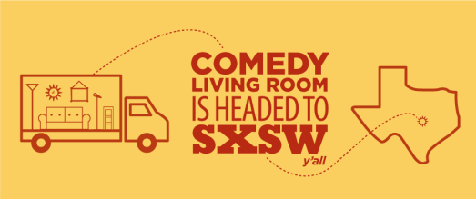 SXSW Comedy Living Room