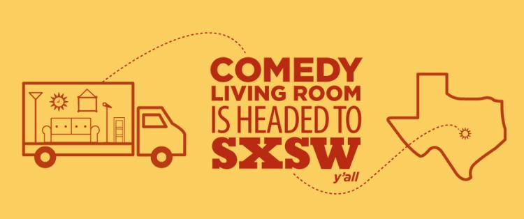 SXSW Comedy Living Room